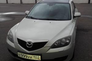 Подержанный автомобиль Mazda 3, хорошее состояние, 2008 года выпуска, цена 380 000 руб., Казань