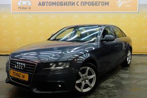 Авто Audi A4, 2008 года выпуска, цена 565 000 руб., Москва