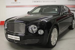 Авто Bentley Mulsanne, 2012 года выпуска, цена 11 990 000 руб., Москва