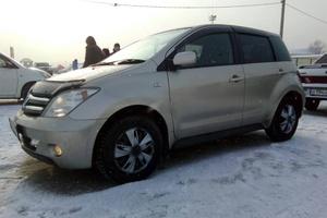 Автомобиль Toyota Ist, хорошее состояние, 2003 года выпуска, цена 295 000 руб., Иркутская область
