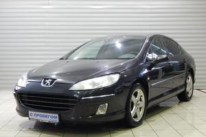 Авто Peugeot 407, 2006 года выпуска, цена 245 000 руб., Москва