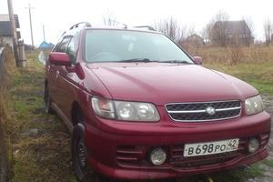Автомобиль Nissan R'nessa, плохое состояние, 1998 года выпуска, цена 170 000 руб., Прокопьевск