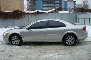 Автомобиль Chrysler Sebring, отличное состояние, 2004 года выпуска, цена 270 000 руб., Тюмень