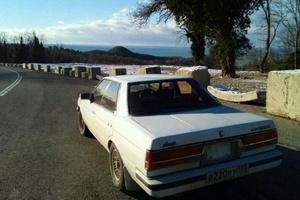 Автомобиль Toyota Chaser, хорошее состояние, 1987 года выпуска, цена 110 000 руб., Краснодар