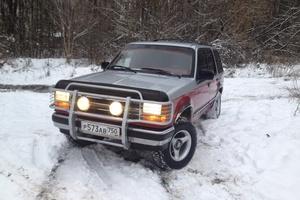 Автомобиль Ford Explorer, отличное состояние, 1992 года выпуска, цена 160 000 руб., Черноголовка