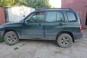 Автомобиль Chevrolet Tracker, хорошее состояние, 2001 года выпуска, цена 325 000 руб., Рязань
