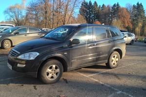 Подержанный автомобиль SsangYong Kyron, отличное состояние, 2013 года выпуска, цена 800 000 руб., Лобня