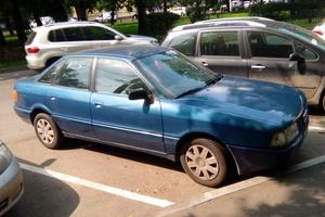 Автомобиль Audi 80, отличное состояние, 1990 года выпуска, цена 76 000 руб., Москва