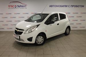 Подержанный автомобиль Chevrolet Spark, отличное состояние, 2012 года выпуска, цена 312 200 руб., Казань