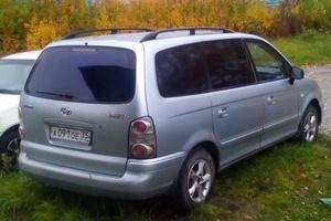 Автомобиль Hyundai Trajet, отличное состояние, 2005 года выпуска, цена 380 000 руб., Вологодская область