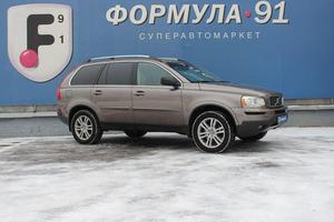 Авто Volvo XC90, 2008 года выпуска, цена 815 000 руб., Москва