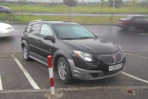 Автомобиль Pontiac Vibe, хорошее состояние, 2003 года выпуска, цена 335 000 руб., Краснодар