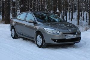 Автомобиль Renault Fluence, отличное состояние, 2011 года выпуска, цена 460 000 руб., Набережные Челны