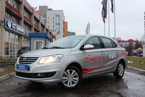 Авто Chery Bonus, 2015 года выпуска, цена 499 900 руб., Санкт-Петербург