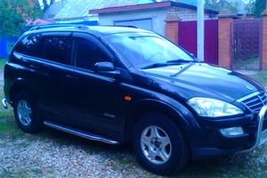 Подержанный автомобиль SsangYong Kyron, отличное состояние, 2008 года выпуска, цена 530 000 руб., Лобня