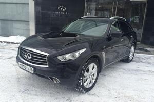 Авто Infiniti FX-Series, 2013 года выпуска, цена 1 730 000 руб., Санкт-Петербург