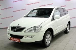 Авто SsangYong Kyron, 2011 года выпуска, цена 549 000 руб., Москва