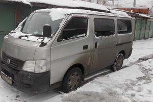 Автомобиль Nissan Caravan, среднее состояние, 2003 года выпуска, цена 340 000 руб., Москва