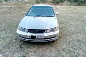 Автомобиль Isuzu Gemini, хорошее состояние, 1997 года выпуска, цена 150 000 руб., Краснодарский край