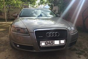 Подержанный автомобиль Audi A6, хорошее состояние, 2006 года выпуска, цена 677 000 руб., Краснодар