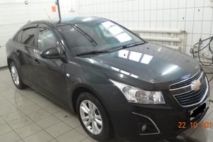 Автомобиль Chevrolet Cruze, хорошее состояние, 2013 года выпуска, цена 560 000 руб., Челябинск