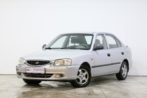 Авто Hyundai Accent, 2005 года выпуска, цена 170 000 руб., Санкт-Петербург
