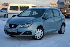 Авто SEAT Ibiza, 2009 года выпуска, цена 345 000 руб., Москва