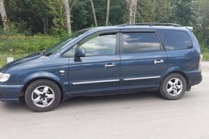 Автомобиль Hyundai Trajet, среднее состояние, 2005 года выпуска, цена 260 000 руб., Москва