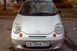Подержанный автомобиль Daewoo Matiz, хорошее состояние, 2011 года выпуска, цена 190 000 руб., Озерск