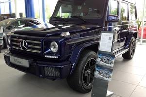 Авто Mercedes-Benz G-Класс, 2015 года выпуска, цена 8 015 196 руб., Краснодар