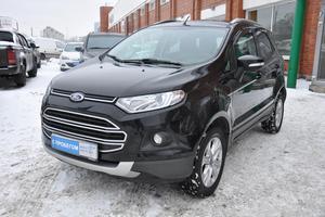 Авто Ford EcoSport, 2014 года выпуска, цена 715 800 руб., Санкт-Петербург