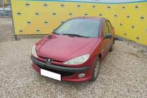 Авто Peugeot 206, 2009 года выпуска, цена 260 000 руб., Самара