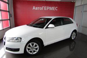 Подержанный автомобиль Audi A3, отличное состояние, 2008 года выпуска, цена 379 000 руб., Москва