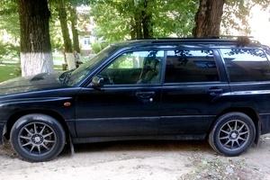 Подержанный автомобиль Subaru Forester, среднее состояние, 1999 года выпуска, цена 250 000 руб., Железнодорожный