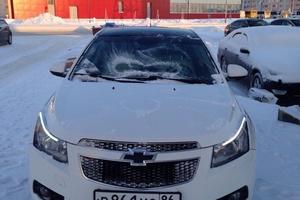Подержанный автомобиль Chevrolet Cruze, хорошее состояние, 2012 года выпуска, цена 530 000 руб., Нефтеюганск