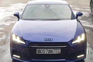 Подержанный автомобиль Audi TT, отличное состояние, 2015 года выпуска, цена 2 400 000 руб., Москва