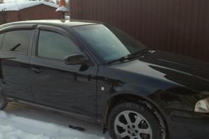 Подержанный автомобиль Skoda Octavia, хорошее состояние, 2002 года выпуска, цена 240 000 руб., Челябинск