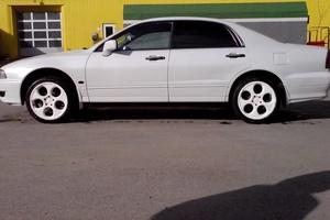 Автомобиль Mitsubishi Diamante, отличное состояние, 2000 года выпуска, цена 300 000 руб., Челябинск