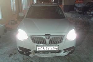 Авто Brilliance V5, 2015 года выпуска, цена 730 000 руб., Самара