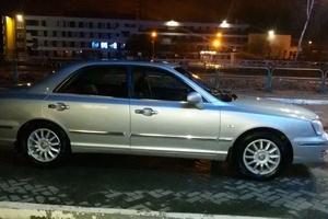 Автомобиль Hyundai XG, хорошее состояние, 2004 года выпуска, цена 330 000 руб., Екатеринбург