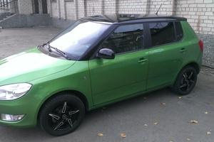 Подержанный автомобиль Skoda Fabia, отличное состояние, 2014 года выпуска, цена 460 000 руб., Челябинск