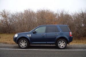 Подержанный автомобиль Land Rover Freelander, среднее состояние, 2008 года выпуска, цена 660 000 руб., Казань