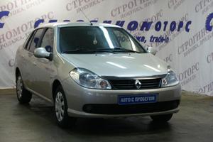 Авто Renault Symbol, 2010 года выпуска, цена 250 000 руб., Москва