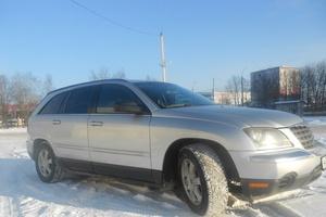 Автомобиль Chrysler Pacifica, отличное состояние, 2004 года выпуска, цена 380 000 руб., Иваново