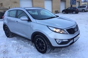 Автомобиль Kia Sportage, отличное состояние, 2012 года выпуска, цена 690 000 руб., Одинцово