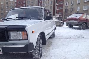 Подержанный автомобиль ВАЗ (Lada) 2107, хорошее состояние, 2008 года выпуска, цена 75 000 руб., Челябинск