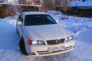 Автомобиль Toyota Chaser, хорошее состояние, 1996 года выпуска, цена 310 000 руб., Иркутск