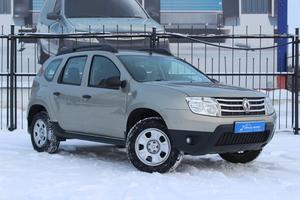 Подержанный автомобиль Renault Duster, отличное состояние, 2015 года выпуска, цена 549 000 руб., Челябинск
