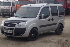 Подержанный автомобиль Fiat Doblo, хорошее состояние, 2008 года выпуска, цена 400 000 руб., Сургут