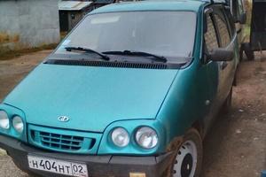 Автомобиль ВАЗ (Lada) 2120 Надежда, хорошее состояние, 2001 года выпуска, цена 35 000 руб., республика Башкортостан